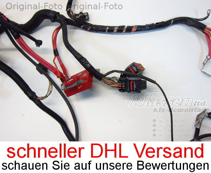 Wiring Harness Engine Renault Grand Scenic Ii Jm0  1  2 0 99 Kw F4r 770